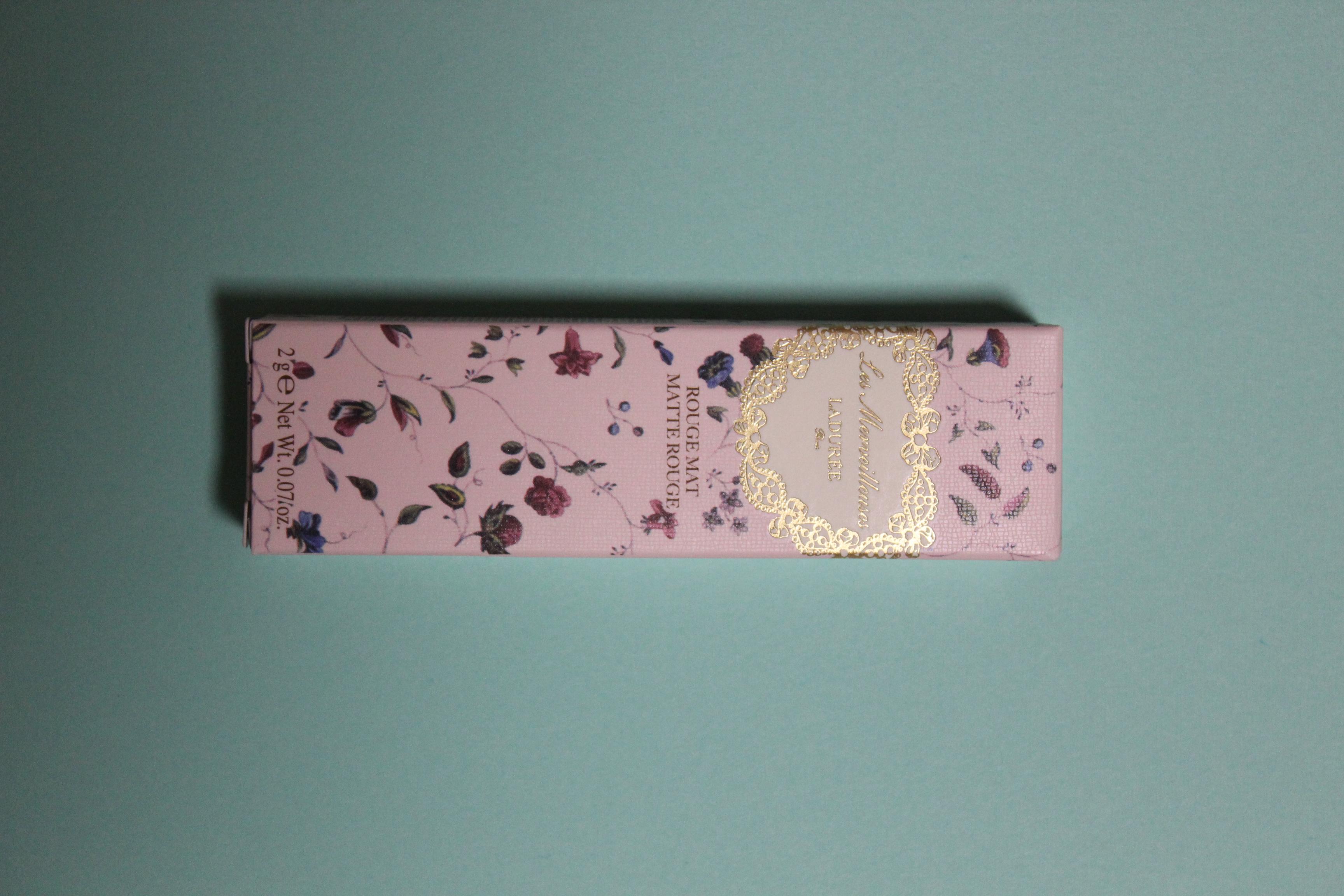 F S Laduree Les Merveilleuses Makeup Matte Rouge 7 Colors From Kyoto Cheek Brush Japan