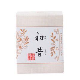 F/S Kyoto Ippodo Matcha Green Tea Hatsu Mukashi Paper Pack 40g for 20 cups