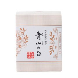 F/S Kyoto Ippodo Matcha Green Tea Aoyama no Shiro Paper Pack 40g for 20 cups