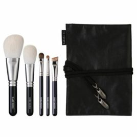 Hakuhodo Hand Crafted Makeup Brushes Basic Selection Set 5 pcs Kyoto Japan