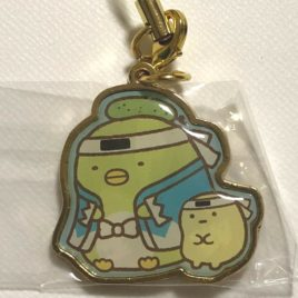 Sumikko Gurashi Penguin Kyoto Shinsengumi Cute Kawaii Key Chain Strap