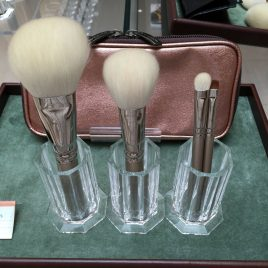 F/S Hakuhodo Hand Crafted Makeup Brushes 4pcs set Ltd. only at Kyoto Store