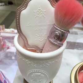 LADUREE Les Merveilleuses Makeup Brush Holder from Japan