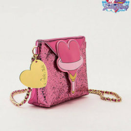 Sailor Moon Chibi Chibi Glitter Multi Purpose Pouch from Kyoto