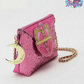 Eternal Sailor Moon Holy Moon Callis Glitter Multi Purpose Pouch from Kyoto