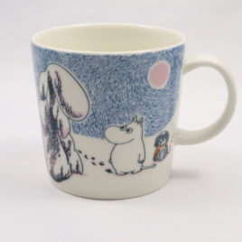Arabia Crown Snow-Load Mug Moomin Seasonal Finland 300ml 2019