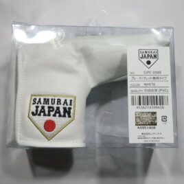 Samurai Japan Golf Patter Cover for Blade or Matt Artificial Leather PVC