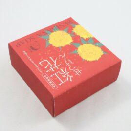 Kyoto Yojiya Natural Safflower Vegetable Oil Mild Face Hand Washing Soap 80g