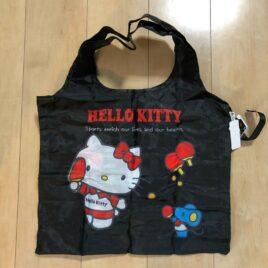 Hello Kitty Cute Kawaii Compact Eco Bag Ping Pong Kitty Japan