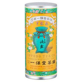 Uji Green Tea Leaves Gyokuro Tekiro Kyoto Ippodo 250g Large Can w/Box Japan