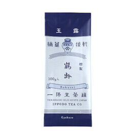 Uji Green Tea Leaves Gyokuro Kakurei Kyoto Ippodo 100g Bag Japan