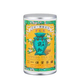 Uji Green Tea Leaves Gyokuro Kakurei Kyoto Ippodo 180g Medium Can w/Box