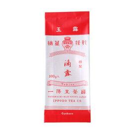 Uji Green Tea Leaves Gyokuro Tekiro Kyoto Ippodo 100g Bag Japan