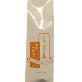 Japanese Kuki Hojicha Roasted Stem Tea Kyoto Ippodo 100g bag