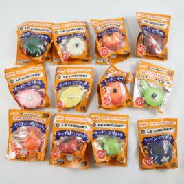 Le Creuset Pot Style Kitchen Magnet 12pcs set DyDo Drinco Promotional Items B
