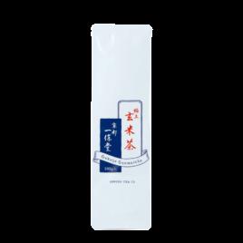 Japanese Premium Quality Gokujo Genmai Tea 100g bag by Kyoto Ippodo